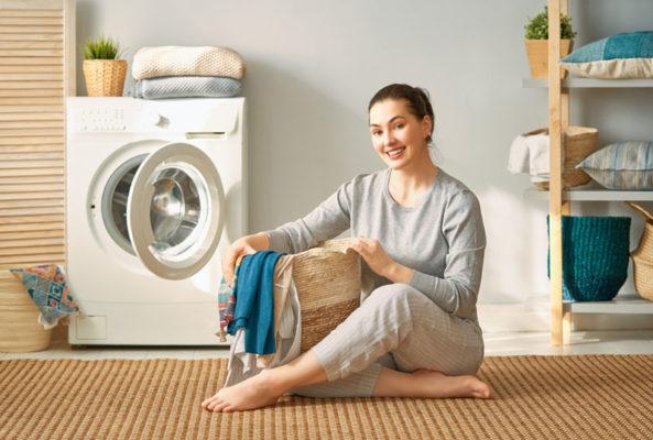 lưu ý khi sử dụng máy giặt electrolux