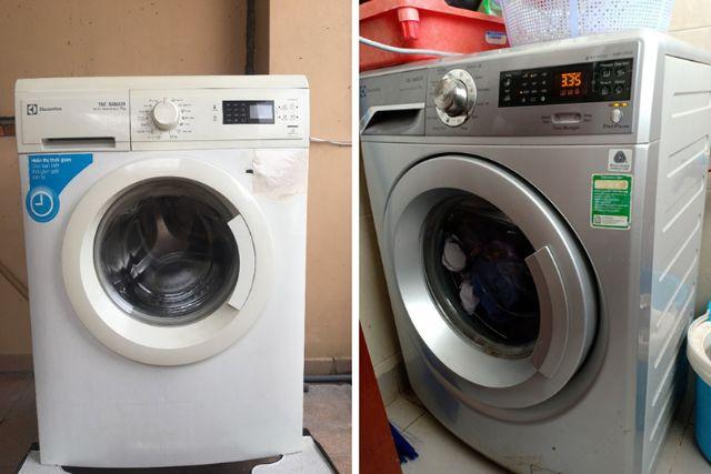 sửa máy giặt Electrolux 1