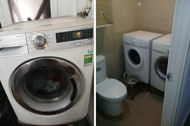 sửa máy giặt Electrolux 2