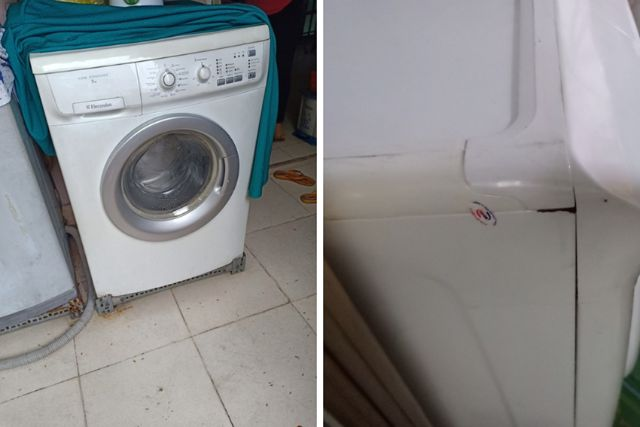 sửa máy giặt Electrolux 4