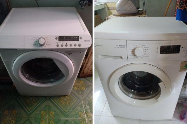 sửa máy giặt Electrolux 5