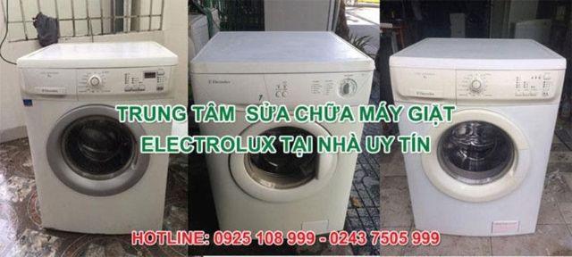trung tâm sửa máy giặt Electrolux