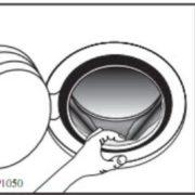 Gioăng miệng máy giặt Electrolux