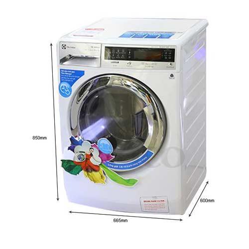 Máy giặt electrolux EWW 14012