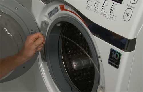 Thay công tắc cửa máy giặt Electrolux