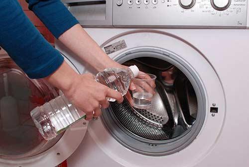 Vệ sinh gioăng máy giặt Electrolux