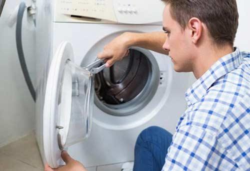 bảo hành máy giặt Electrolux