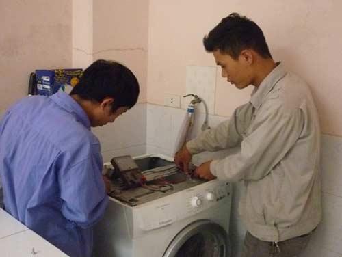 bảo hành máy giặt Electrolux tại Bắc Kạn