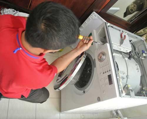 bảo hành máy giặt Electrolux tại Hà Nam