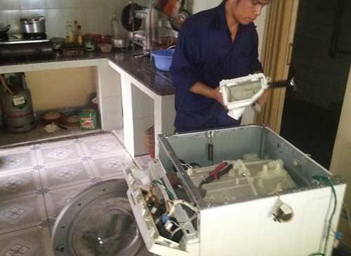 bảo hành máy giặt Electrolux tại Hòa Bình