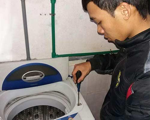 bảo hành máy giặt Electrolux tại Lào Cai