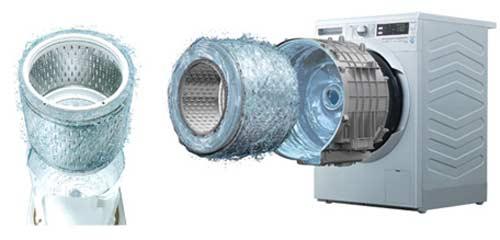 bảo hành máy giặt Electrolux tại Thái Bình