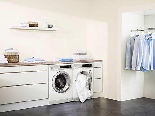 giặt áo sơ mi bằng máy giặt Electrolux