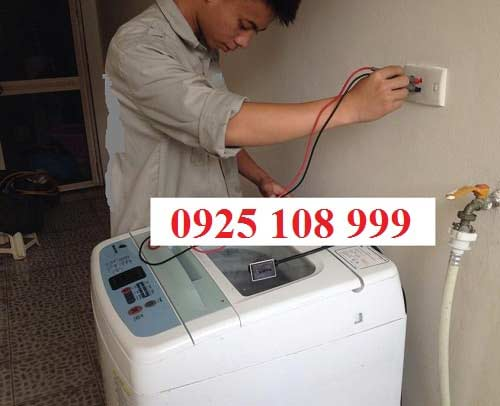 máy giặt Electrolux bị nóng