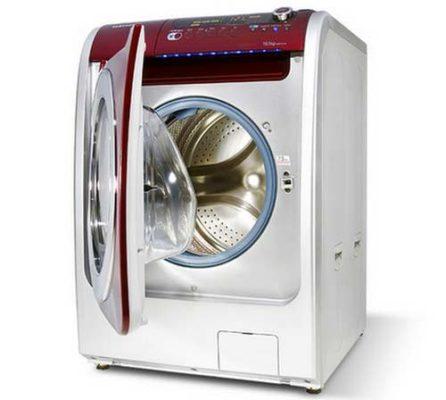 máy giặt Electrolux kêu to
