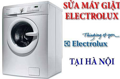 sửa chữa máy giặt Electrolux