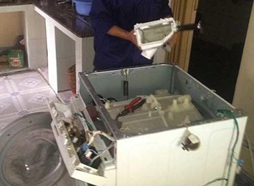 sửa máy giặt Electrolux giặt quá lâu