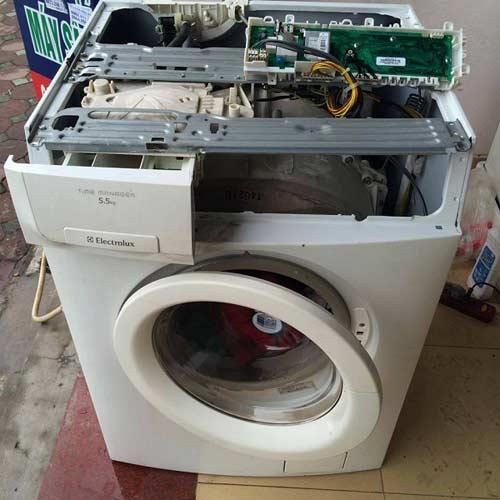 sửa máy giặt Electrolux inverter