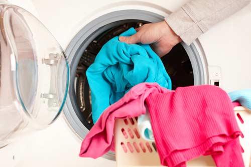 sử dụng máy giặt Electrolux
