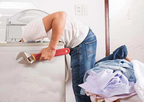 máy giặt Electrolux không hoạt động