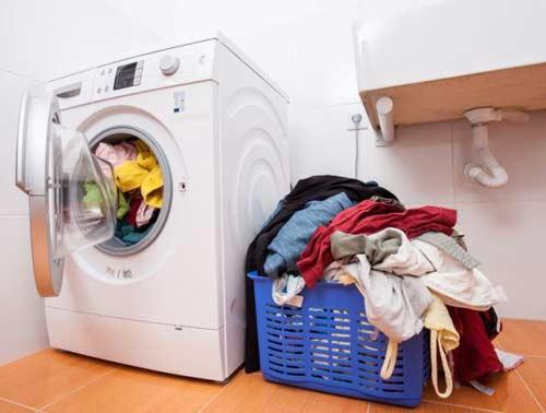 máy giặt Electrolux không vào nước