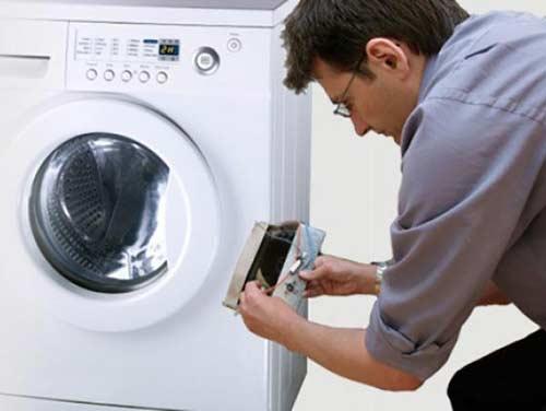 thay linh kiện máy giặt Electrolux