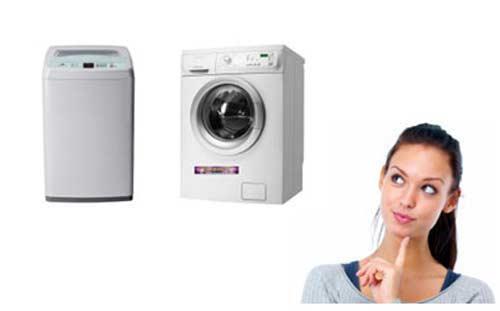 chọn máy giặt Electrolux