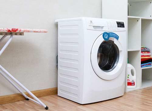 nhược điểm khi sử dụng máy giặt Electrolux