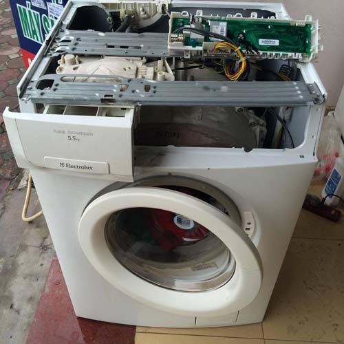 Sửa máy giặt Electrolux EW880F không mở cửa