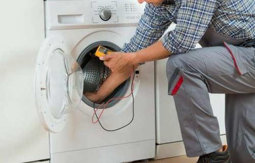 sửa máy giặt Electrolux không mở cửa tại Cầu Giấy