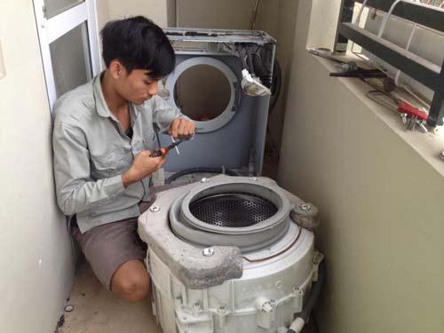 thói quen khiến máy giặt Electrolux kém bền