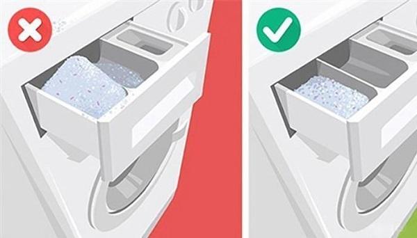bí quyết sử dụng máy giặt